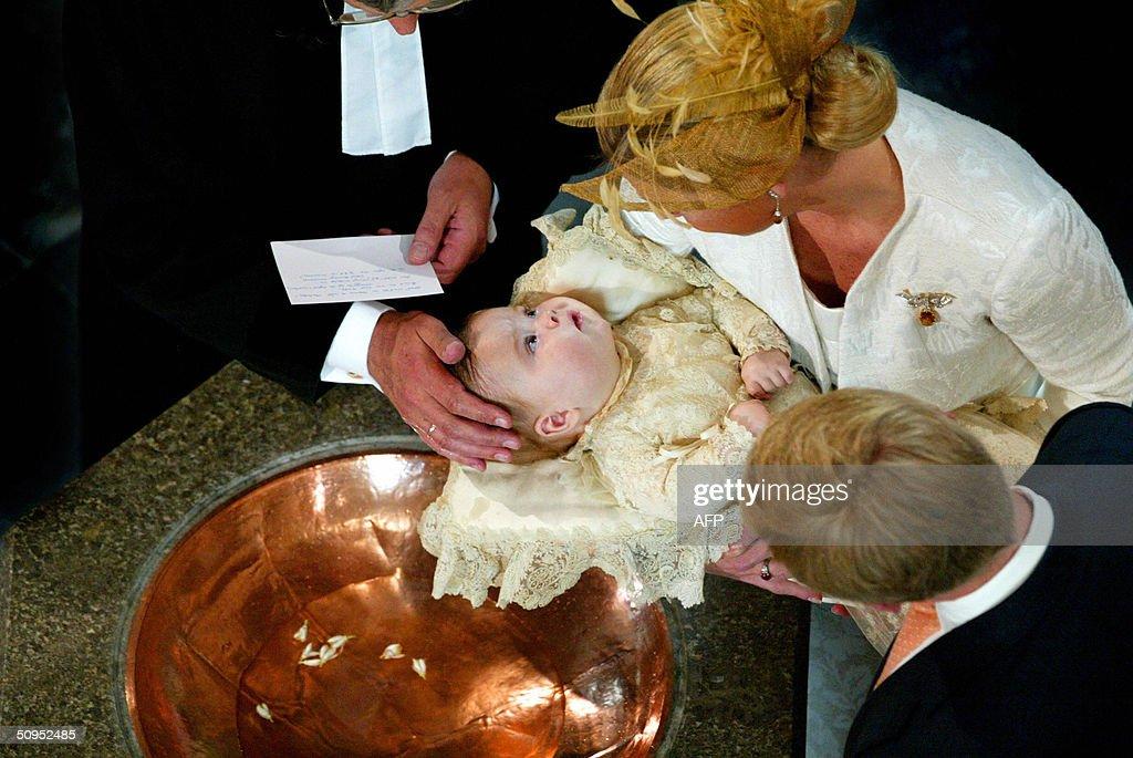 Dutch crown prince Willem-Alexander and : News Photo
