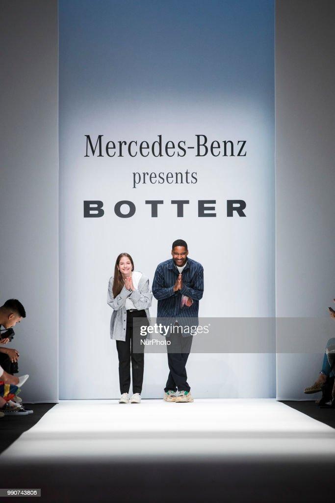 Mercedes-Benz Presents Botter - Show - Berlin Fashion Week Spring/Summer 2019 : ニュース写真