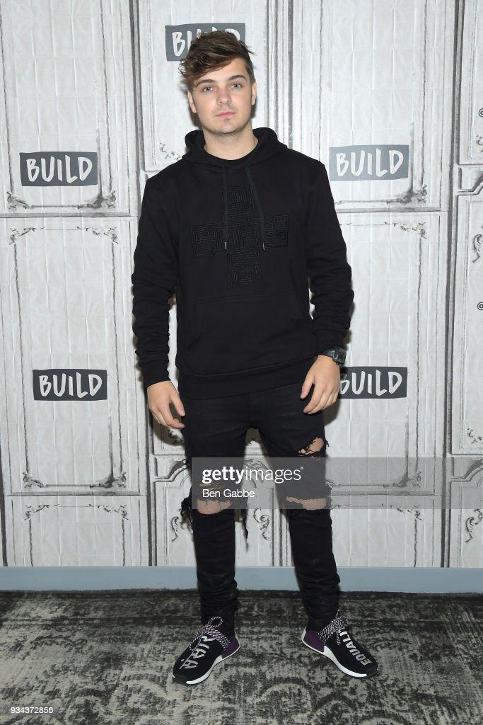 Celebrities Visit Build - March 19, 2018