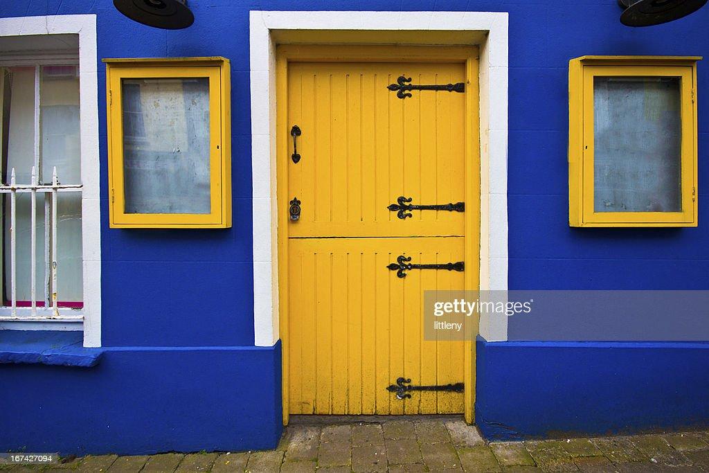 Dutch Door : Stock Photo