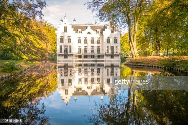 dutch estate house in gelderland, the netherlands. - gelderland stock pictures, royalty-free photos & images