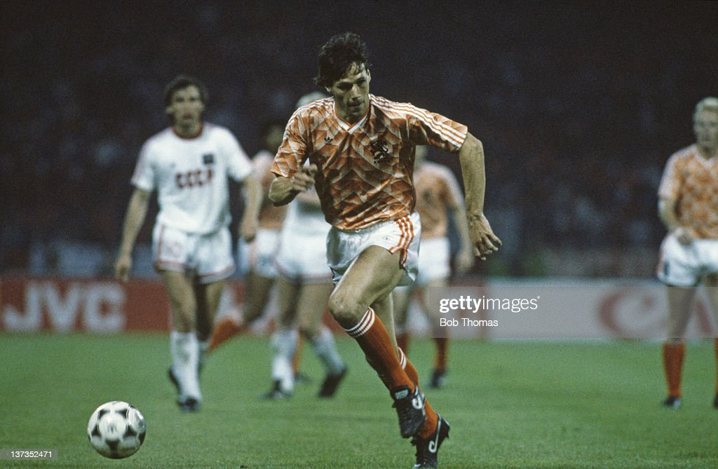 UEFA Championship, 1988 - Netherlands v USSR,  Group Stage