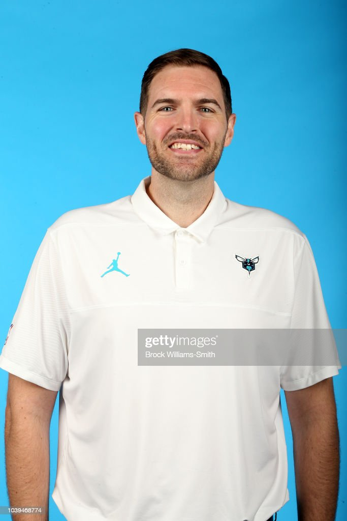 2018-2019 Charlotte Hornets Media Day : News Photo