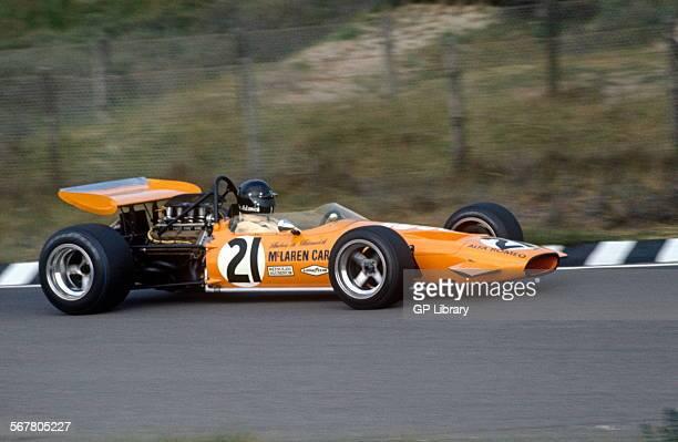 Dutch GP Zandvoort June 21st 1970 Andrea de Adamich McLaren Alfa Romeo