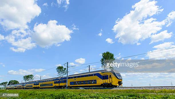 Dutch intercity train