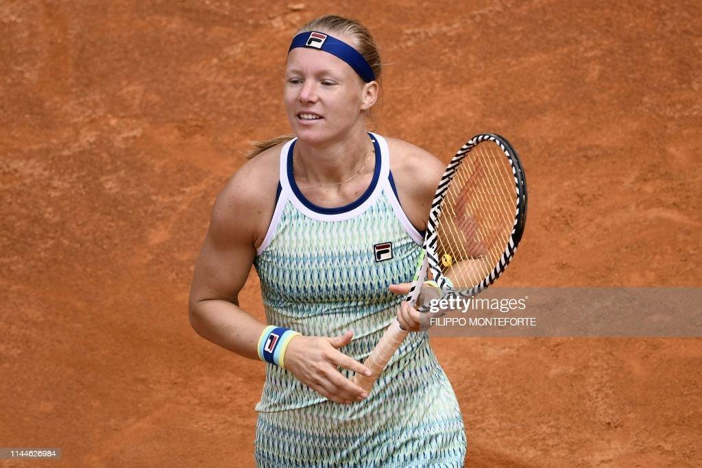 TENNIS-ITA-WTA : News Photo