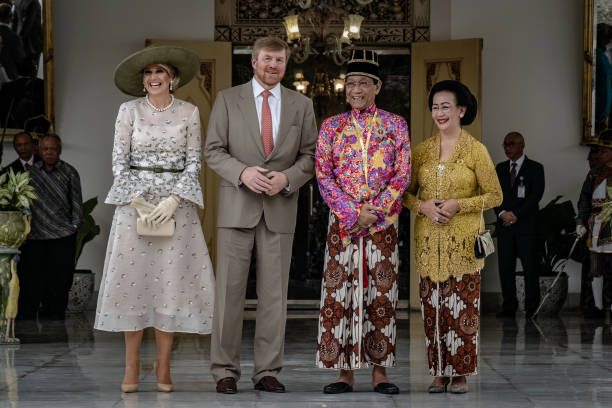 IDN: Dutch King Willem-Alexander and Queen Maxima Visit Indonesia