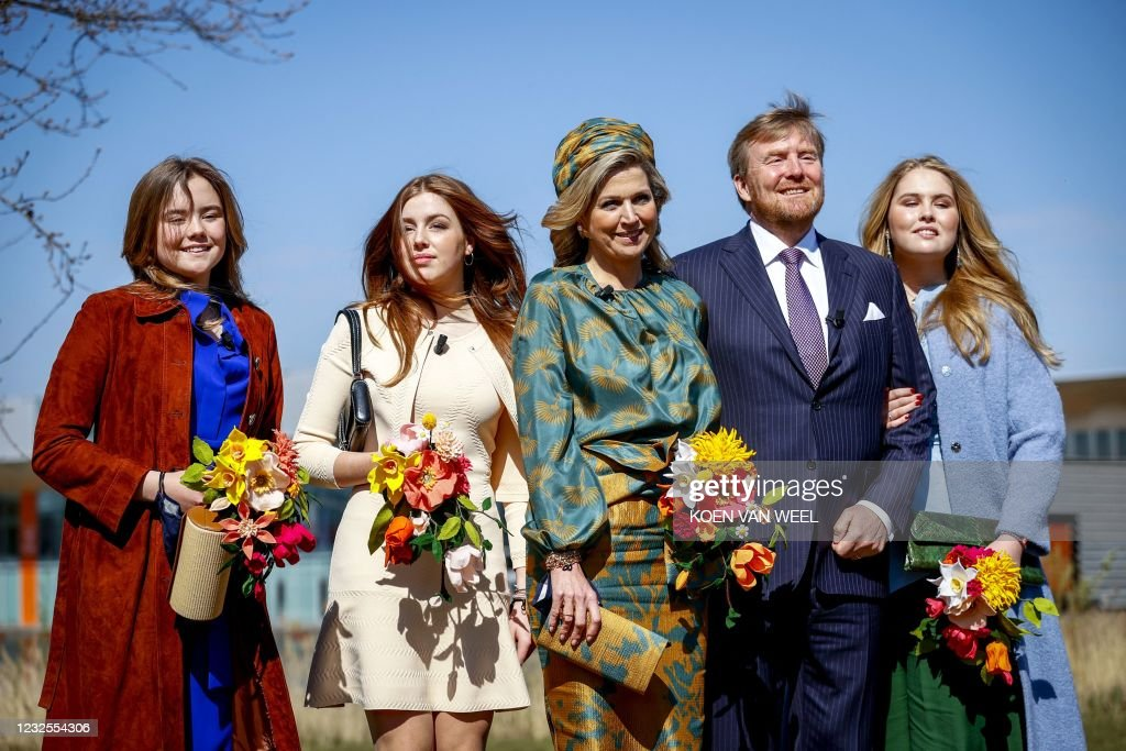 NETHERLANDS-ROYAL-KING'S DAY : News Photo