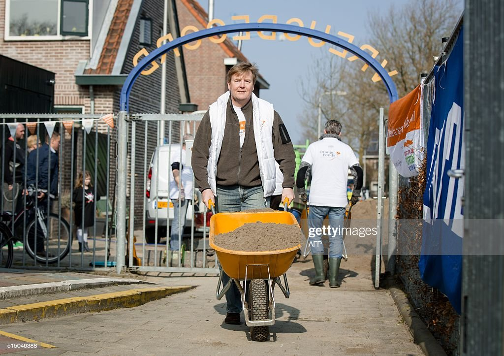 ROYALS-NETHERLANDS : News Photo