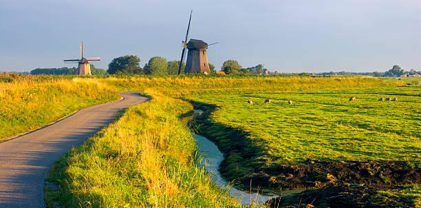 Dutch Landscape Wall Art