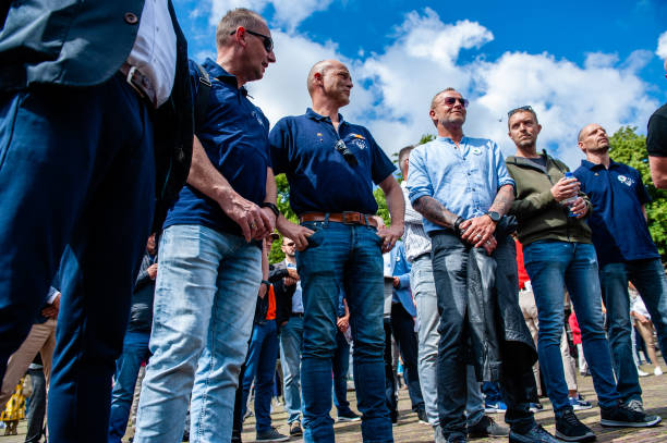 NLD: 25th Commemoration Of The Srebrenica Genocide Was Held In The Hague