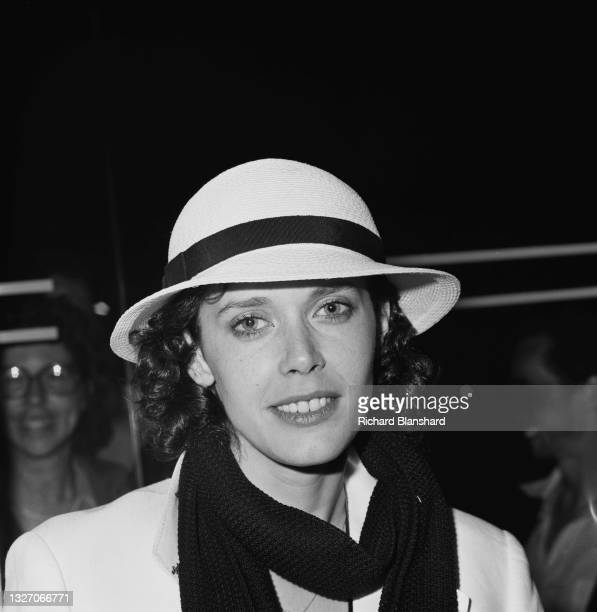 Dutch model and actress Sylvia Kristel at the Cannes Film Festival, Cannes, France, May 1978.