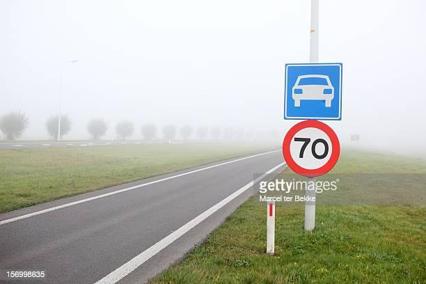 Dutch motorway