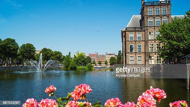Dutch Parliament. Binnenhof