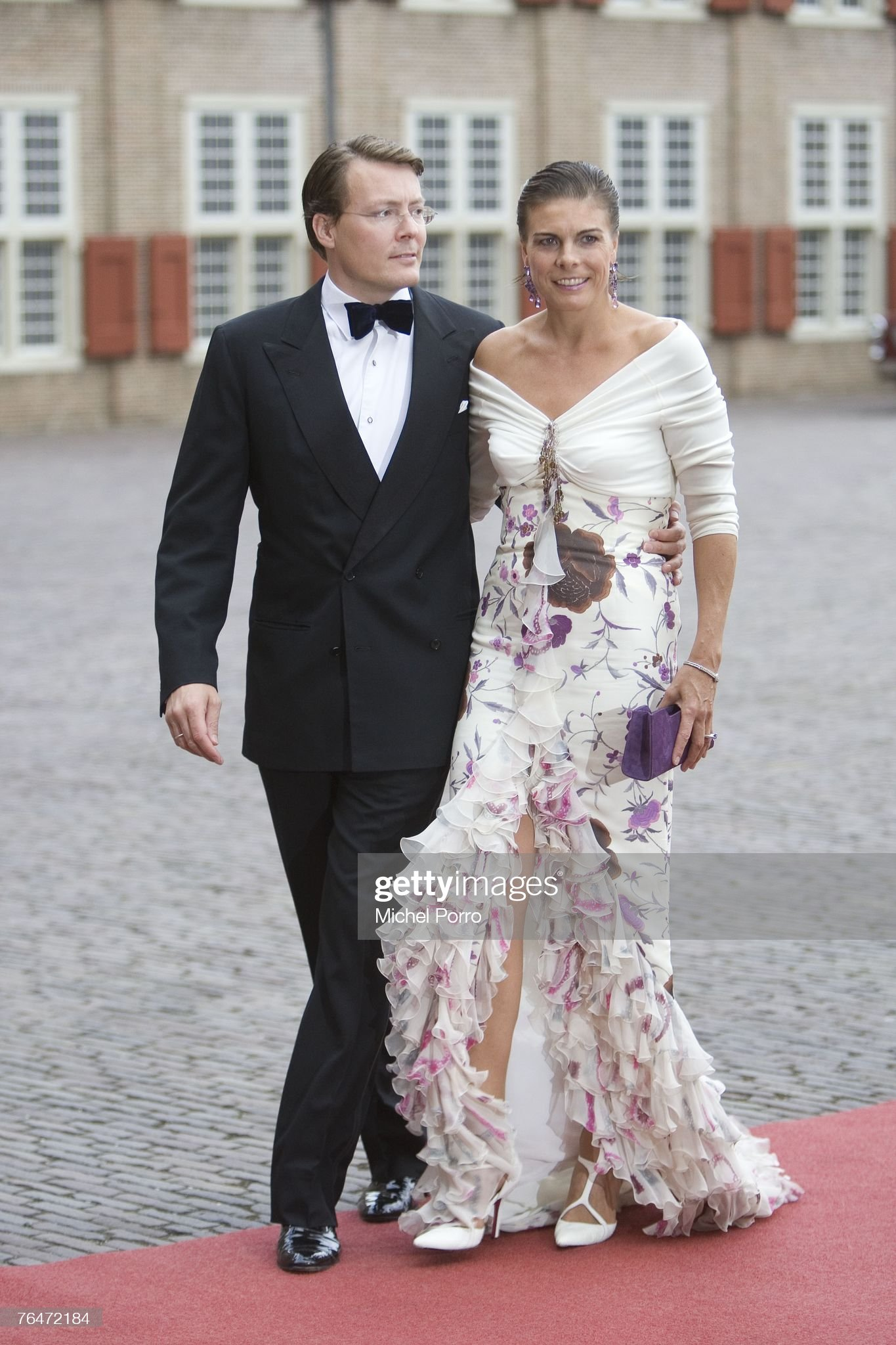 Prince Willem Alexander Of The Netherlands- 40th Birthday Party : News Photo