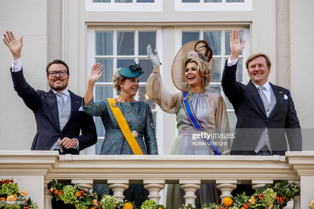 NETHERLANDS-ROYALS-PRINCE-DAY : News Photo