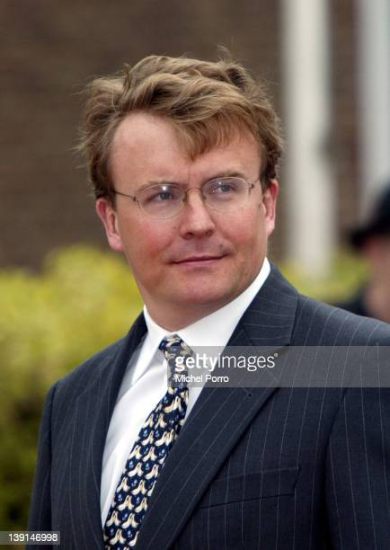 """Dutch Prince Johan Friso attends """"Queen's Day,"""" the nation's biggest holiday, April 30, 2002 in Hoogeveen, The Netherlands. Reports state that Dutch..."""