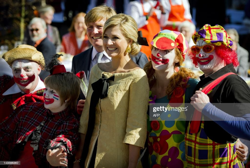 NETHERLANDS-QUEENS DAY : News Photo