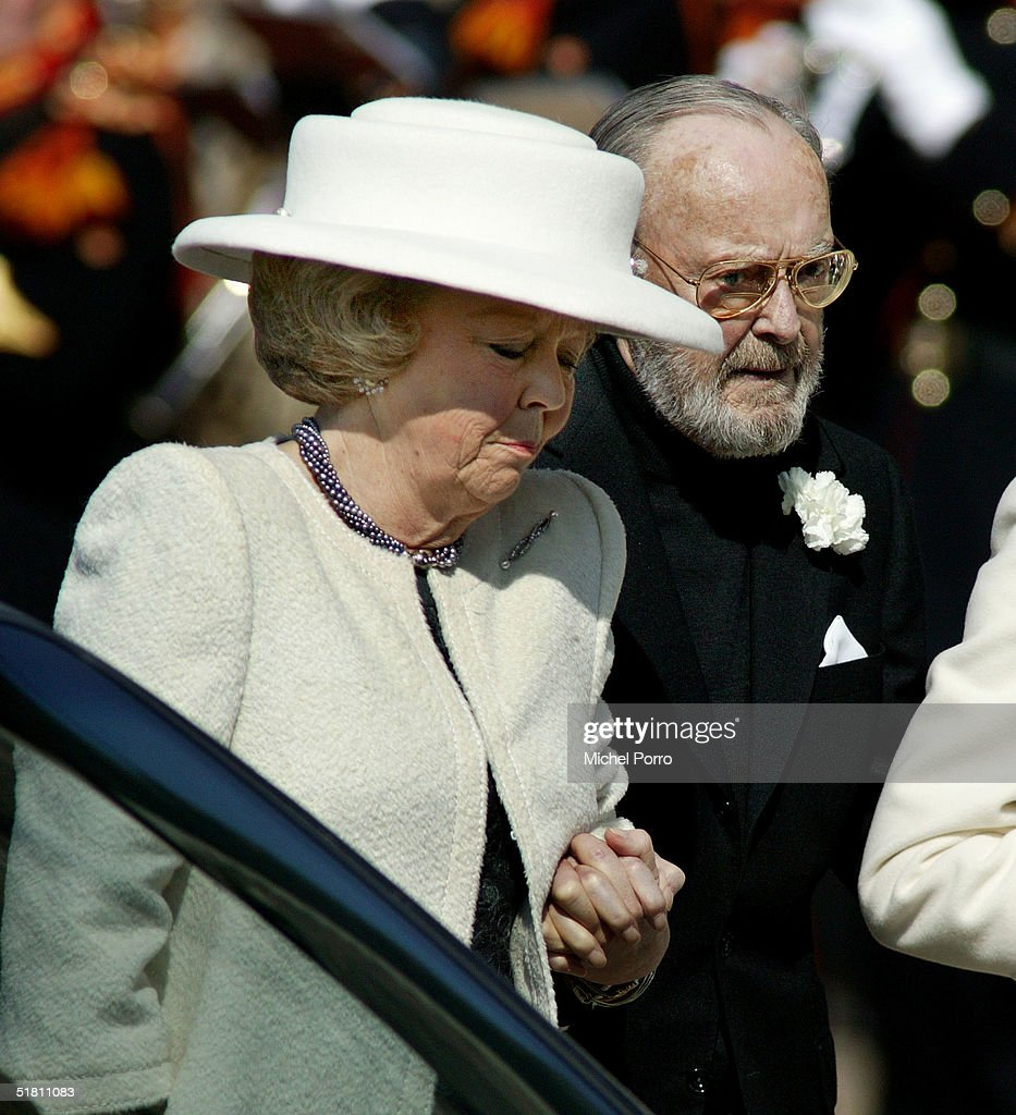 Netherlands: Funeral Of Princess Juliana : News Photo