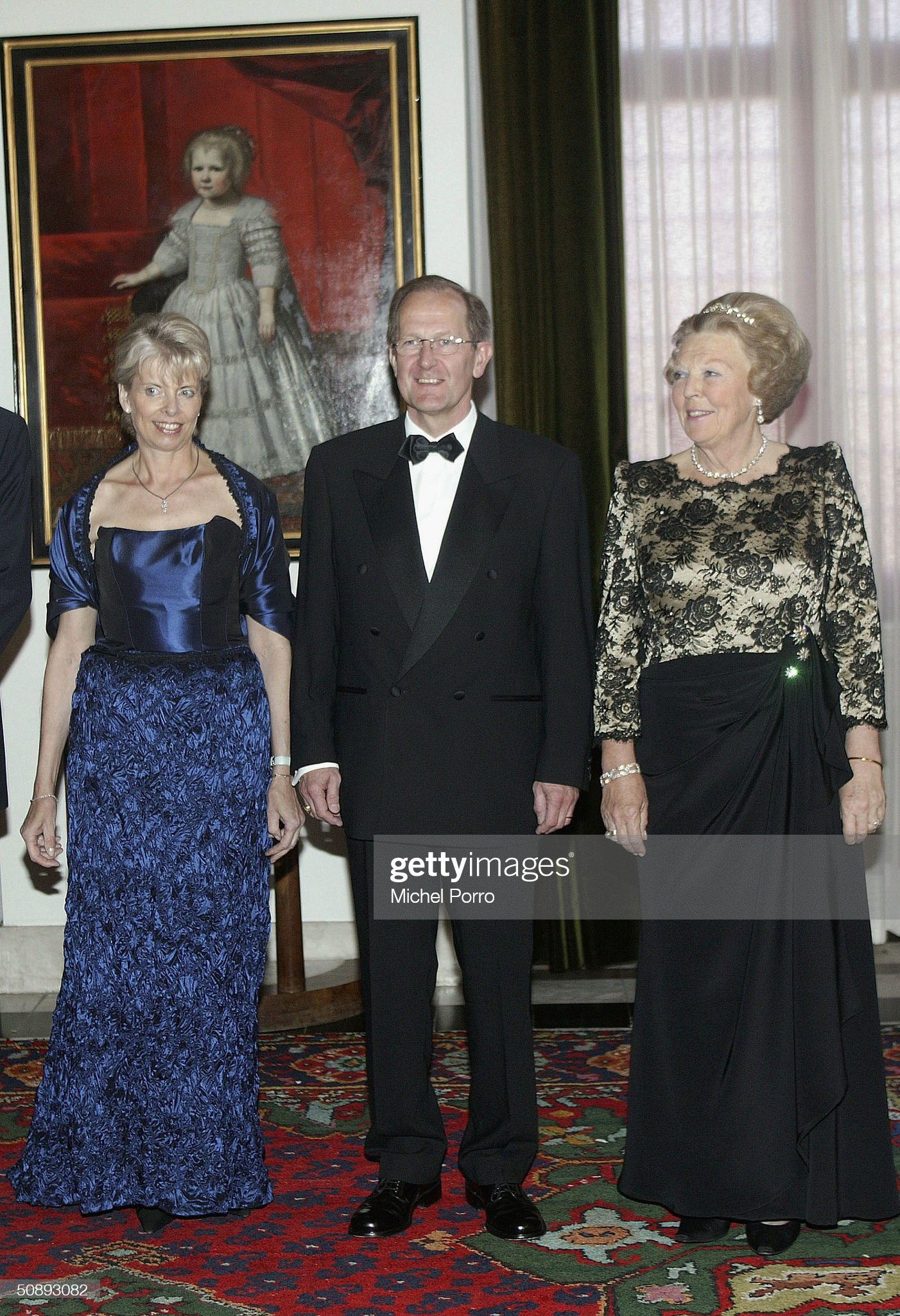 Netherlands: State visit of Swiss President : News Photo