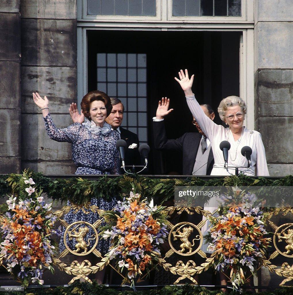 NETHERLANDS-ROYAL-CORONATION : News Photo