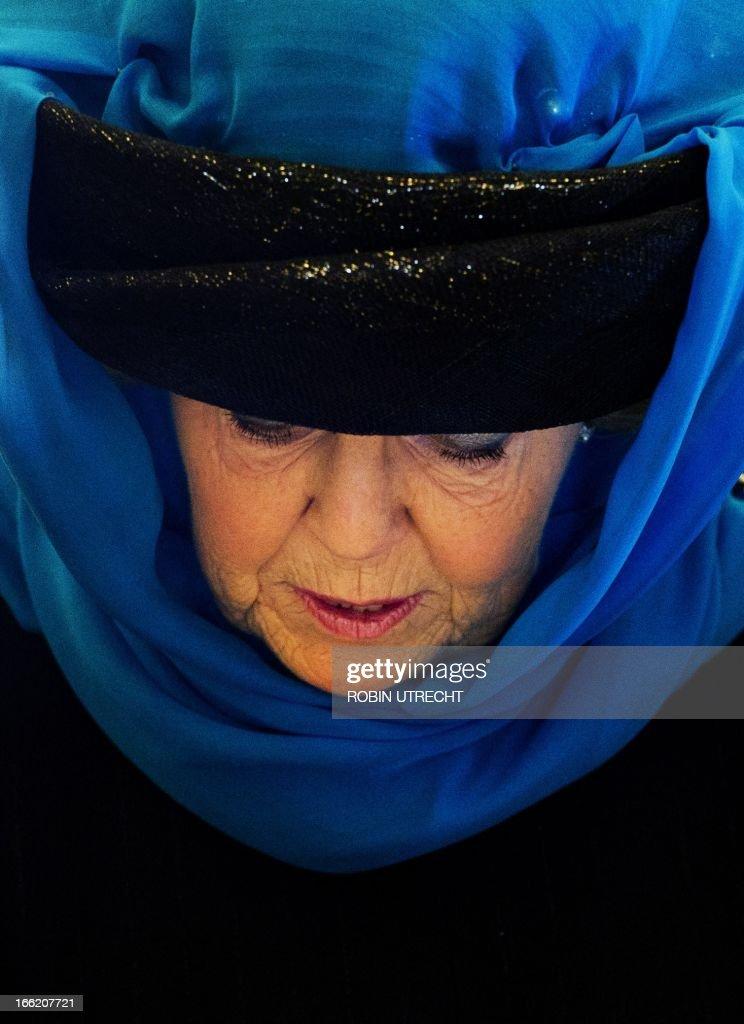 UAE-NETHERLANDS-ROYALS : News Photo