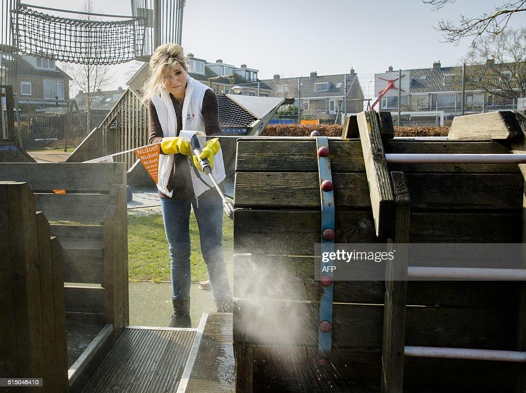 ROYALS-NETHERLANDS : News Photo