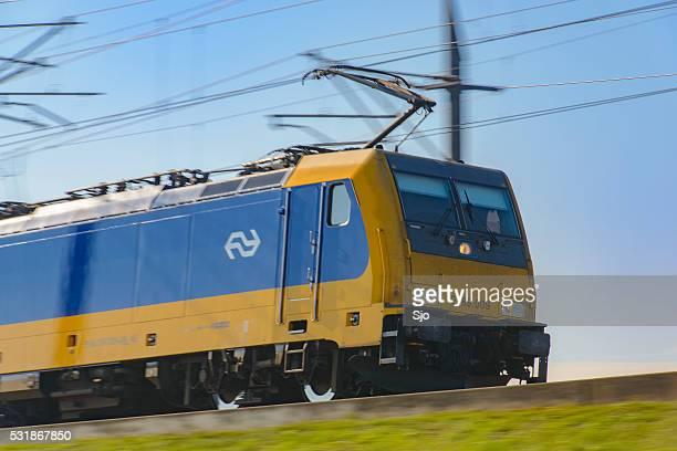 Dutch Railways Intercity Direct Locomotive