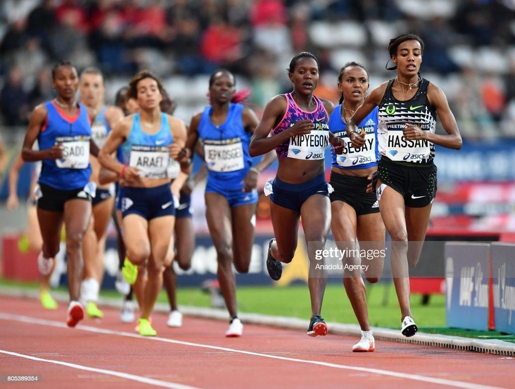 IAAF Diamond League Paris : News Photo
