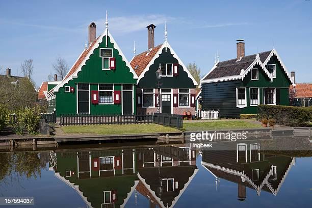 Dutch traditional Facades