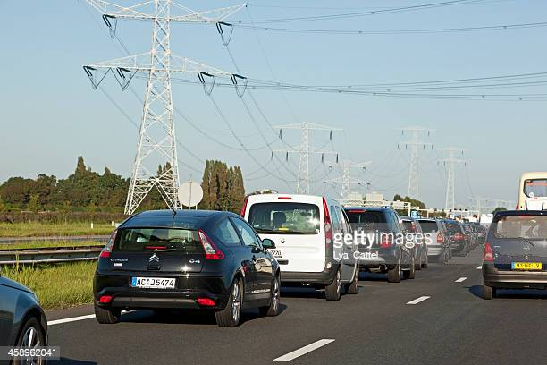 Dutch traffic jam # 4 XXXL