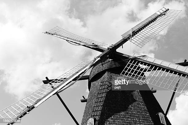 Dutch type windmill