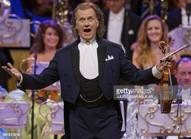 Andre Rieu Pictures And Photos