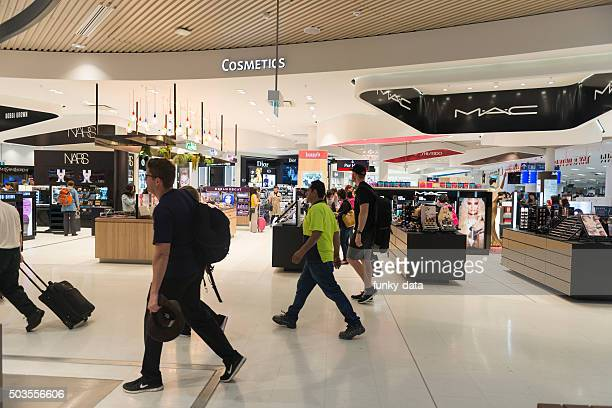 Duty free shops in Kingsford Smith Airport