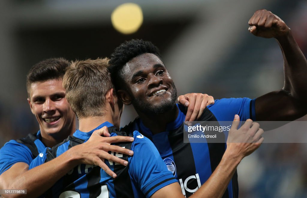 Atalanta BC v Hapoel Haifa - UEFA Europa League Third Qualifying Round: 2nd Leg
