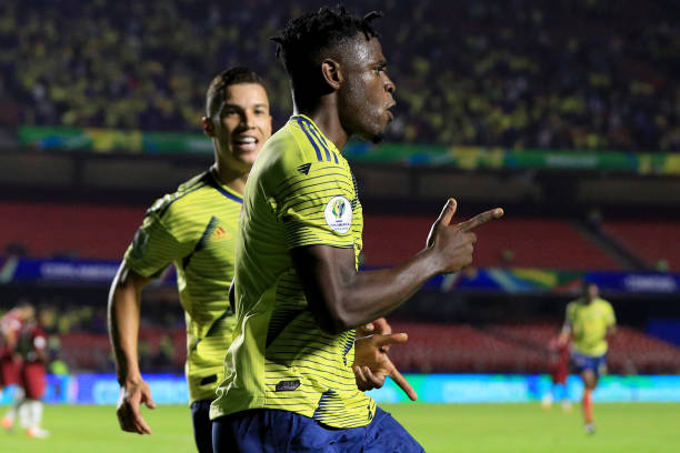 Colombia v Qatar: Group B - Copa America Brazil 2019