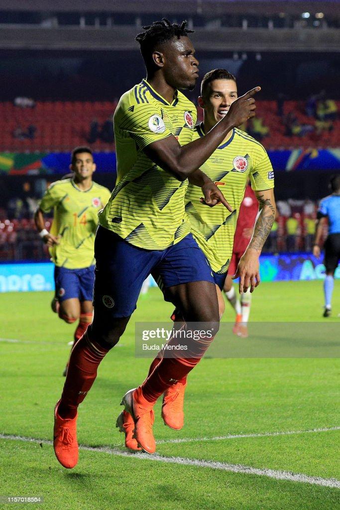 Colombia v Qatar: Group B - Copa America Brazil 2019 : ニュース写真
