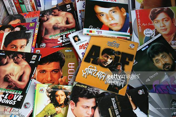 DVDs sold in Dhaka Dhaka Bangladesh