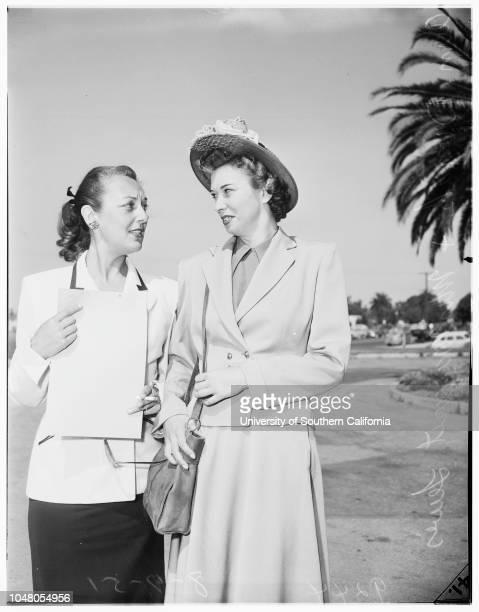 Dvorak divorce 7 August 1951 Ann Dvorak de NavrotskyMrs Margaret Lewis