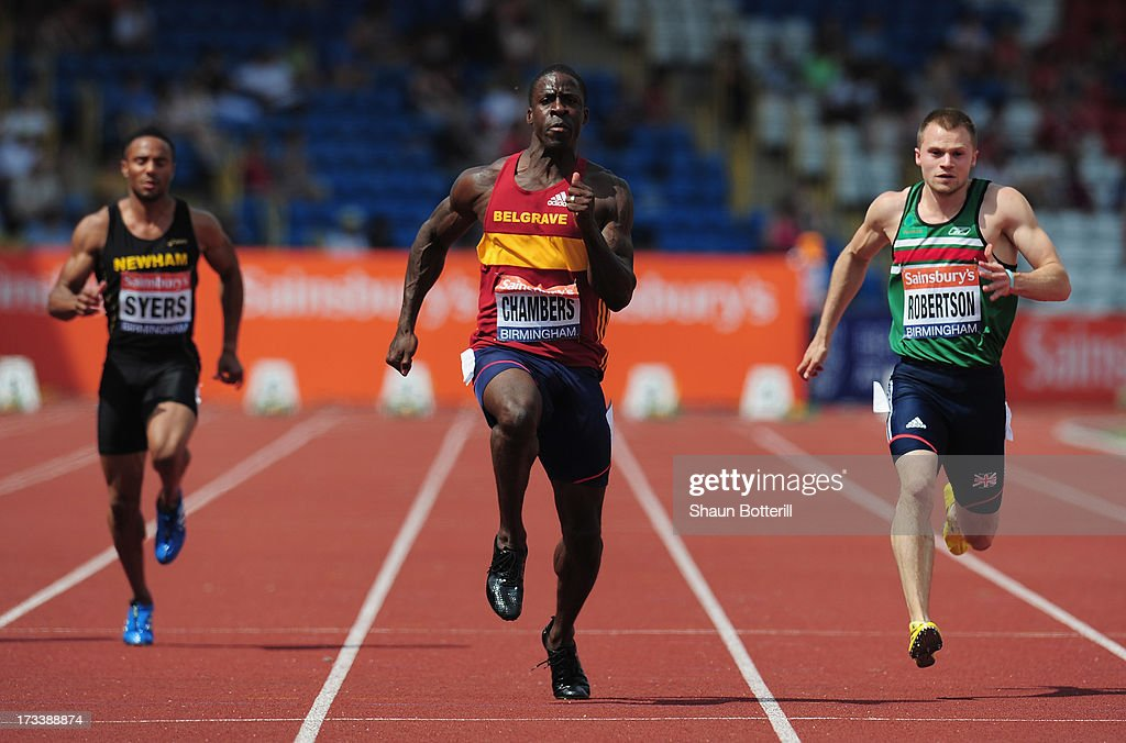 Sainsbury's British Championships Birmingham - British Athletics World Trials and UK & England Championships: Day Two