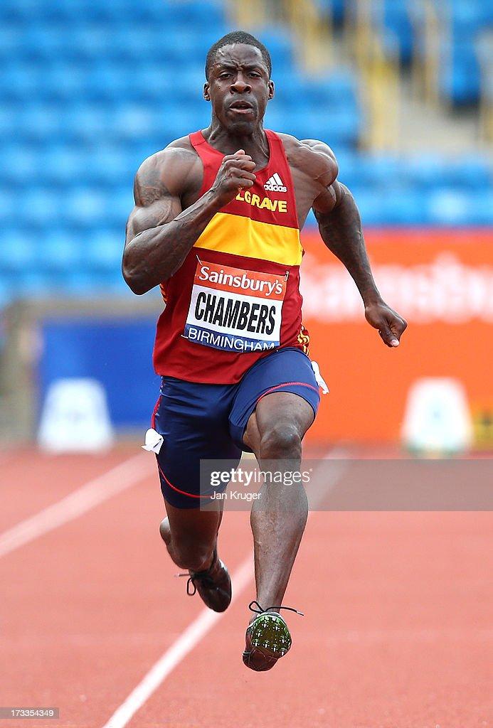 Sainsbury's British Championships Birmingham - British Athletics World Trials and UK & England Championships: Day One