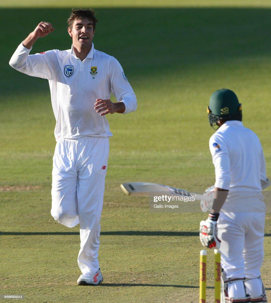 South Africa v Bangladesh - Second Sunfoil Test