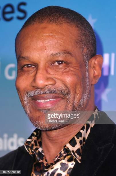 Dwane Cramer attends the Black AIDS Institute's 2018 Heroes in The Struggle Gala at California African American Museum on December 01 2018 in Los...