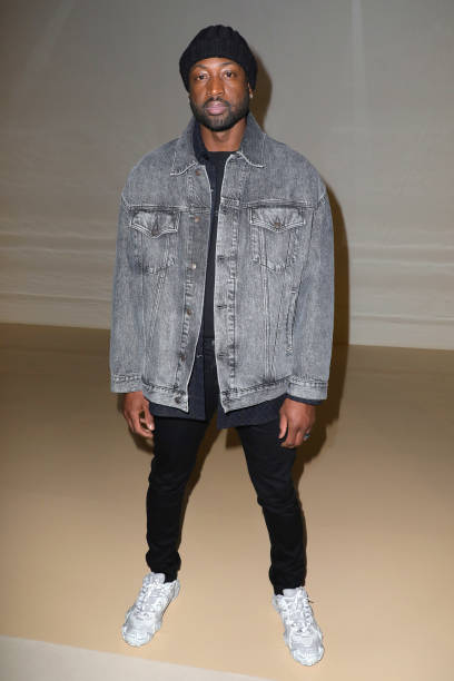 FRA: Acne Studios : Front Row - Paris Fashion Week - Menswear F/W 2020-2021