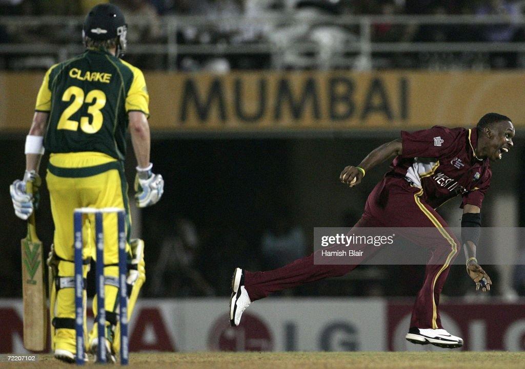 ICC Champions Trophy: Australia v West Indies : News Photo