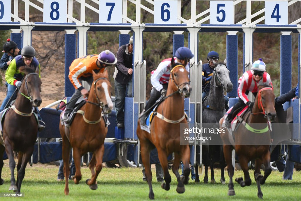 Cranbourne Barrier Trials