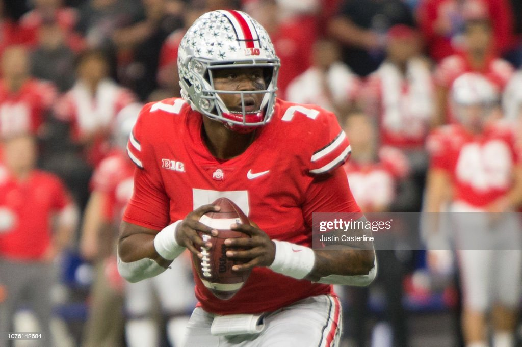 Big Ten Championship - Northwestern v Ohio State : News Photo