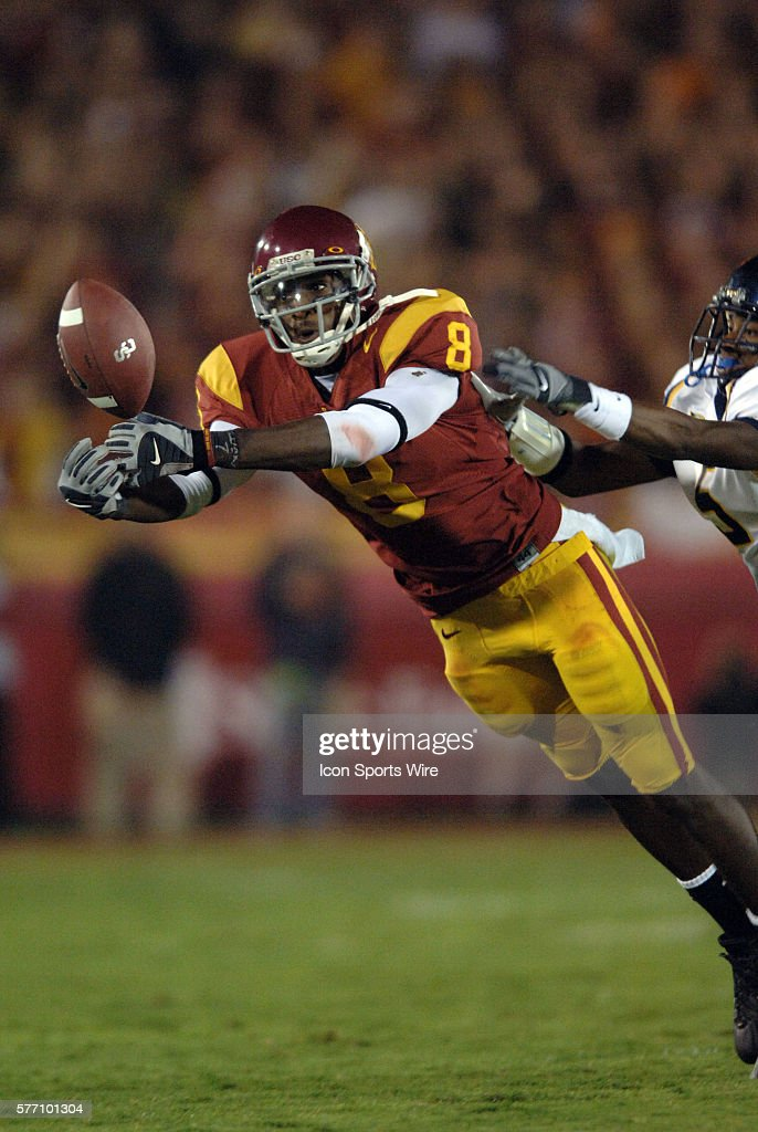 Football - NCAA - USC vs. California Pictures | Getty Images