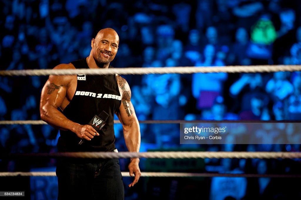 WWE - Raw at Rose Garden : News Photo