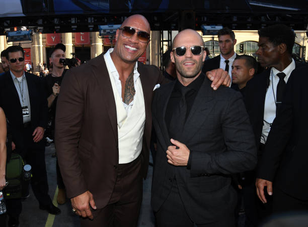 "Premiere Of Universal Pictures' ""Fast & Furious Presents: Hobbs & Shaw"" - Red Carpet"